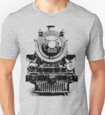 Vintage steam train illustration T-Shirt