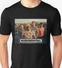 Rudimental Band Unisex T-Shirt