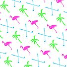 ESCAPADE by DOLCE - Trio pattern (Color) by dolcewrites