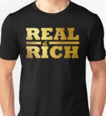 Real Rich Tanto Blacks Unisex T-Shirt