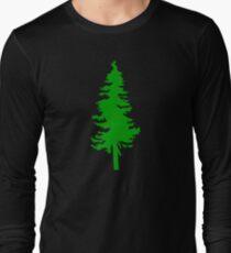 Plain Green Tree | Doug Fir/Pine/Evergreen T-Shirt