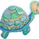 Baby Turtle by MizMeliz