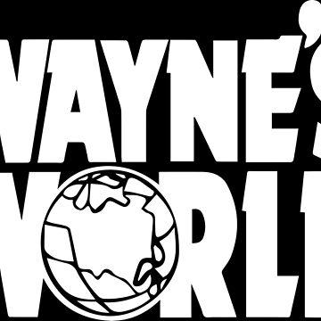 Wayne's World (HD vector graphic) by Llamarama13