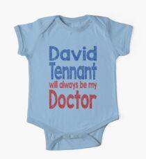 Dr. David Tennant One Piece - Short Sleeve