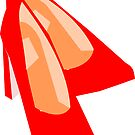 Red Dancing shoes (5804 Views) by aldona