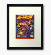 Nintendo Power - Volume 67 Framed Print
