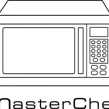 Microwave MasterChef V1 by JoelAdamo