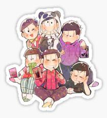 Osomatsu San Sticker