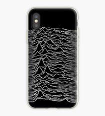 Joy Division - Unknown Pleasures iPhone Case