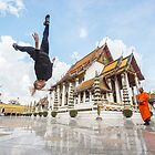 Sasha Sheva - Bangkok  by ediphotoeye