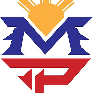 Manny MP Pacquiao Filipino Sun Flag by airealapparel
