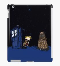 Tardis Doctor Who - Dalek iPad Case/Skin