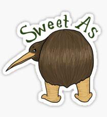 Sweet As(s) Sticker