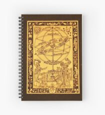 The Orrery Spiral Notebook