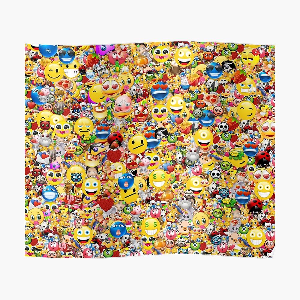 Emoji Poster