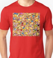 emoji Unisex T-Shirt