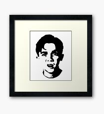 Malcolm The Middle Framed Print