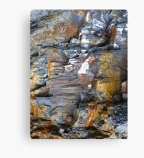 Kimmeridge 7 Canvas Print
