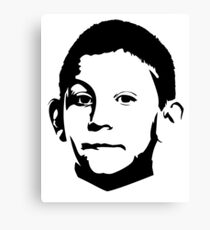 Dewey Malcolm in The Middle Canvas Print