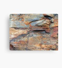 Kimmeridge 9 Canvas Print
