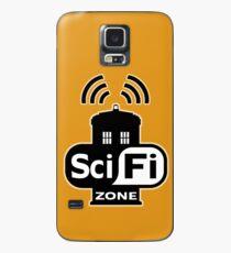 Sci-Fi Zone 2 Case/Skin for Samsung Galaxy