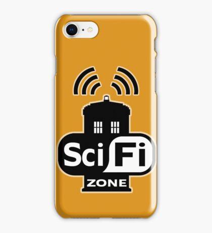 Sci-Fi Zone 2 iPhone Case/Skin
