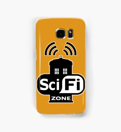 Sci-Fi Zone 2 Samsung Galaxy Case/Skin