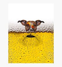 ALCOHOLIC Photographic Print