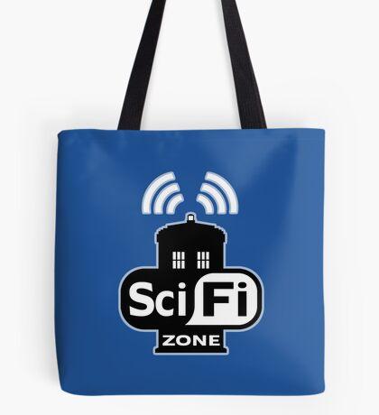 Sci Fi ZONE Tote Bag
