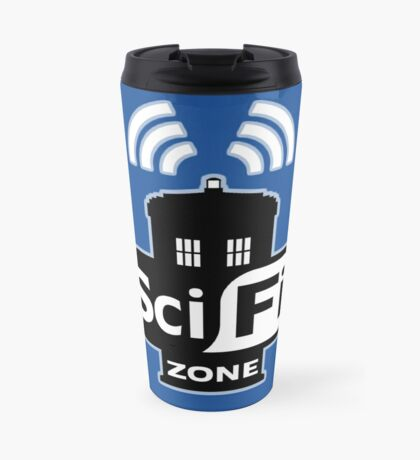 Sci Fi ZONE Travel Mug