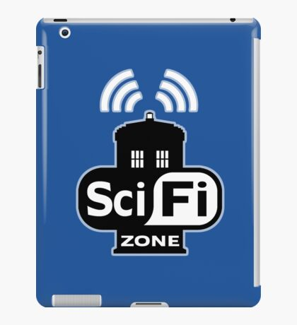Sci Fi ZONE iPad Case/Skin