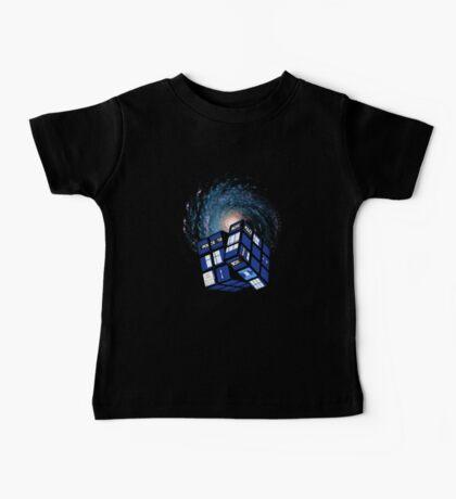 TARDIS CUBE Kids Clothes