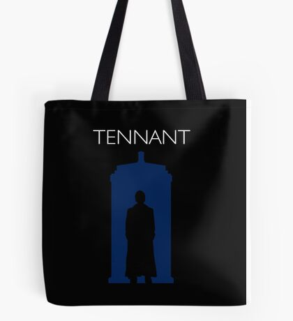 The Tenth Doctor Tote Bag