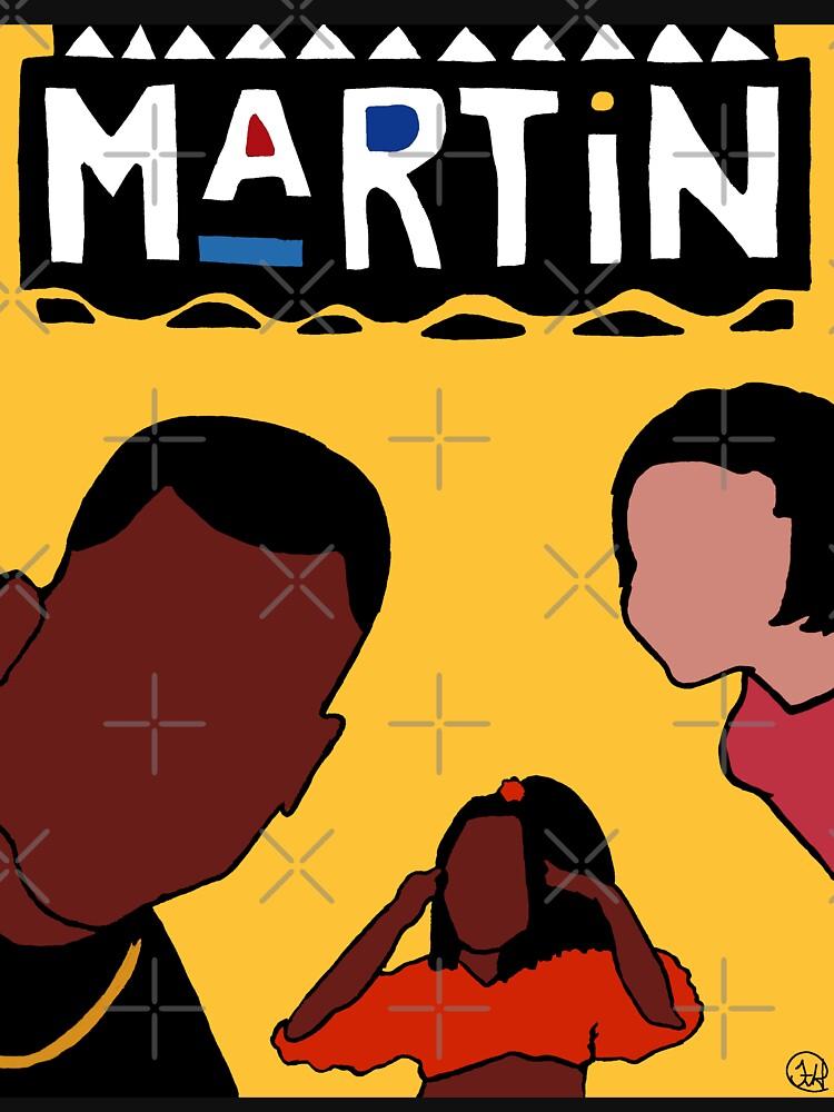 Martin (Gelb) von FHoliday