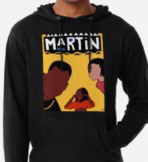 Martin (Yellow) Lightweight Hoodie
