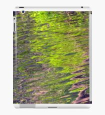 Color on Water iPad Case/Skin