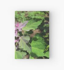 Colorful Plant Hardcover Journal
