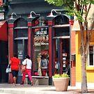 Pittsburgh PA - Strolling Along Liberty Avenue by Susan Savad