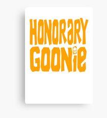 Honory Goonie Canvas Print