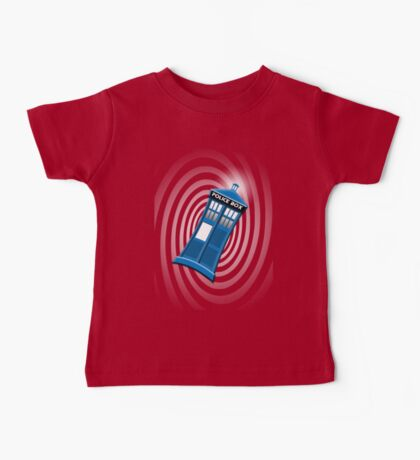 Tardis Tee Kids Clothes