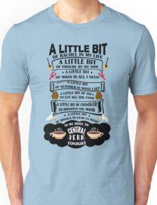 Friends Song. Friends TV Show. Unisex T-Shirt