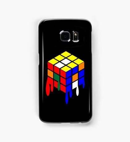 Dripping Cube Samsung Galaxy Case/Skin