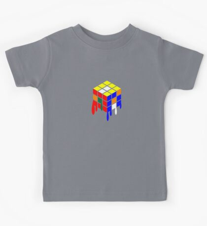 Dripping Cube Kids Clothes