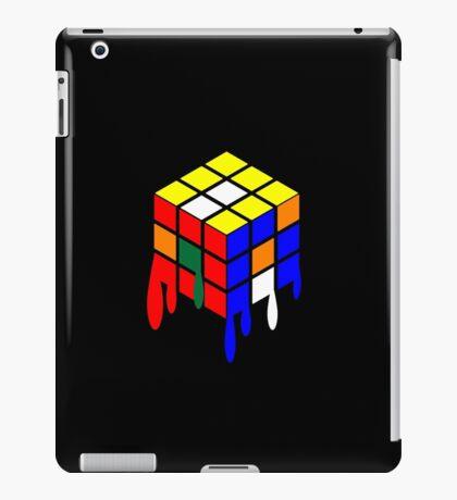 Dripping Cube iPad Case/Skin