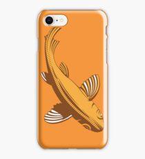 gold fish iPhone Case/Skin
