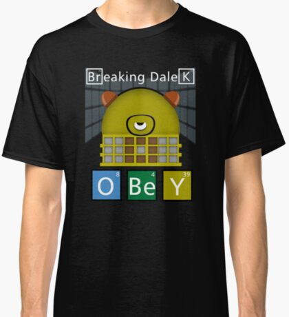 Breaking Dalek Classic T-Shirt
