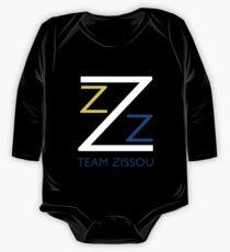 Team Zissou T-Shirt One Piece - Long Sleeve