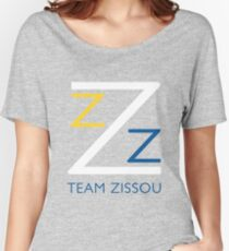 Team Zissou T-Shirt Women's Relaxed Fit T-Shirt