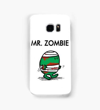 MR. ZOMBIE Samsung Galaxy Case/Skin