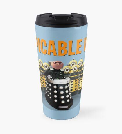 DESPICABLE WHO? Travel Mug